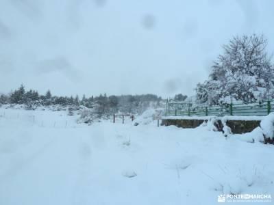 nieve, invierno, cañada; fotos comida navidad valle de nuria federacion madrileña
